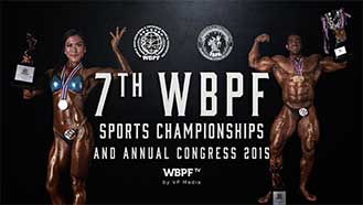 7th WBPF World Ch. Bangkok, December 2015