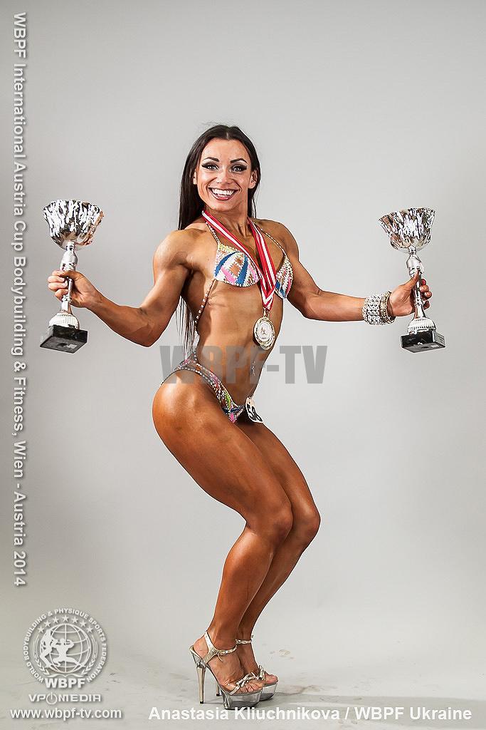 Anastasia Kliuchnikova 11