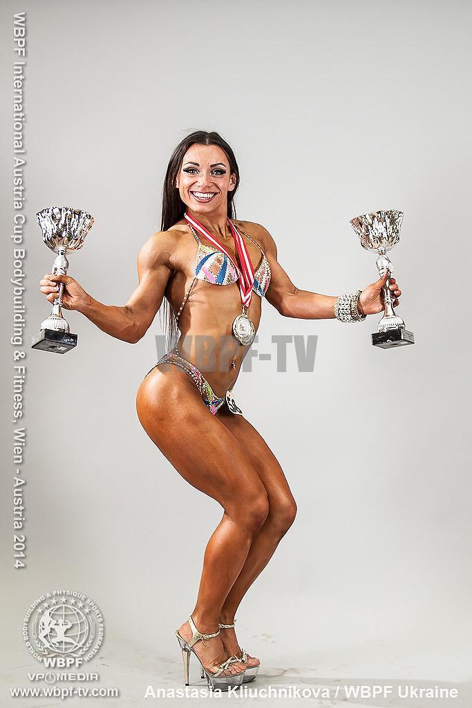 Anastasia Kliuchnikova 12