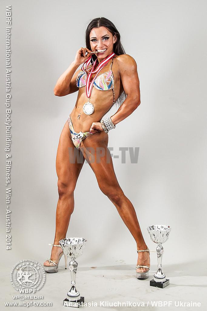 Anastasia Kliuchnikova 14