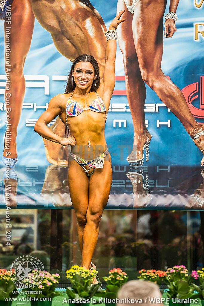 Anastasia Kliuchnikova 15