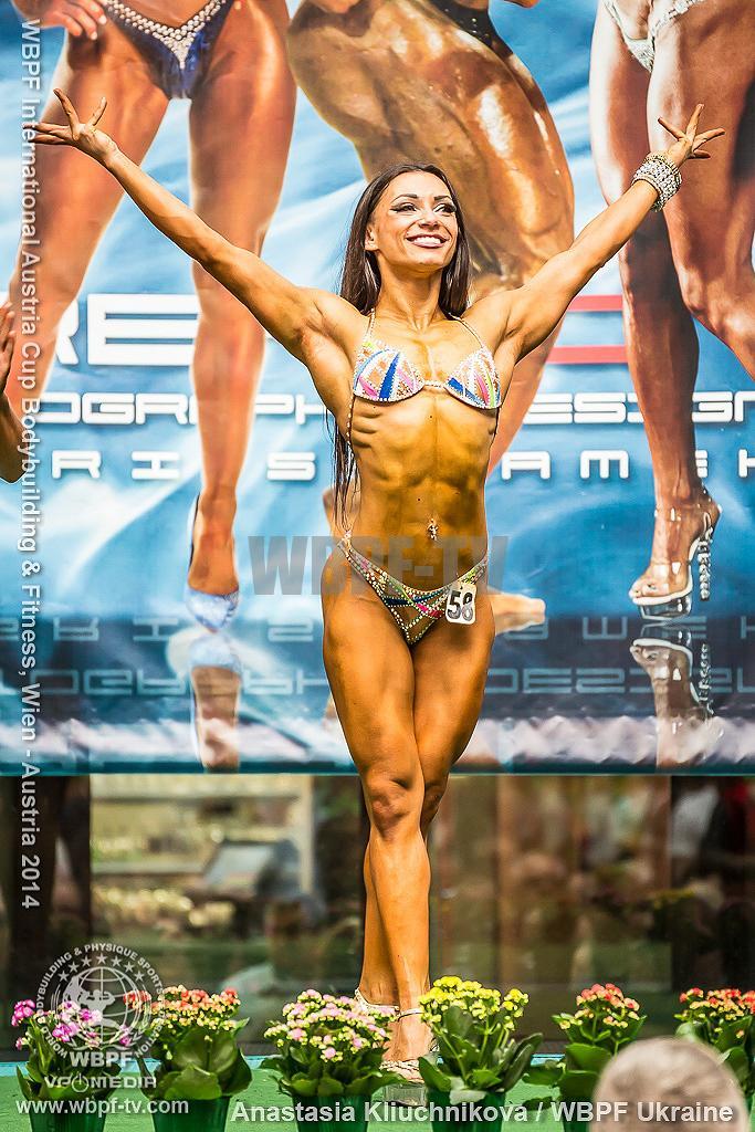 Anastasia Kliuchnikova 16