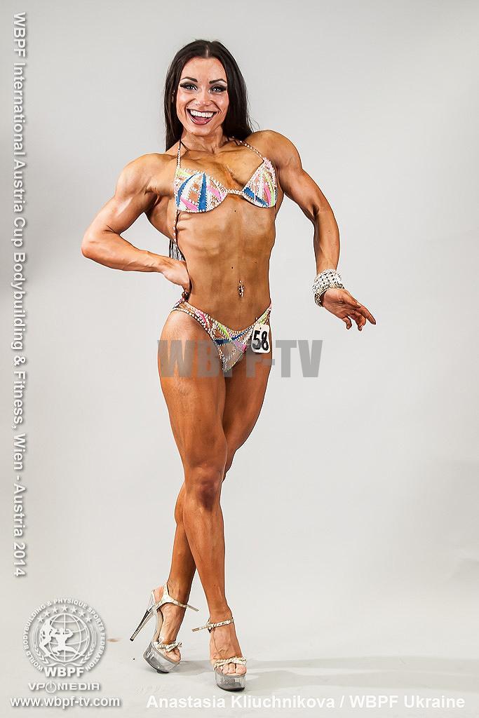 Anastasia Kliuchnikova 1