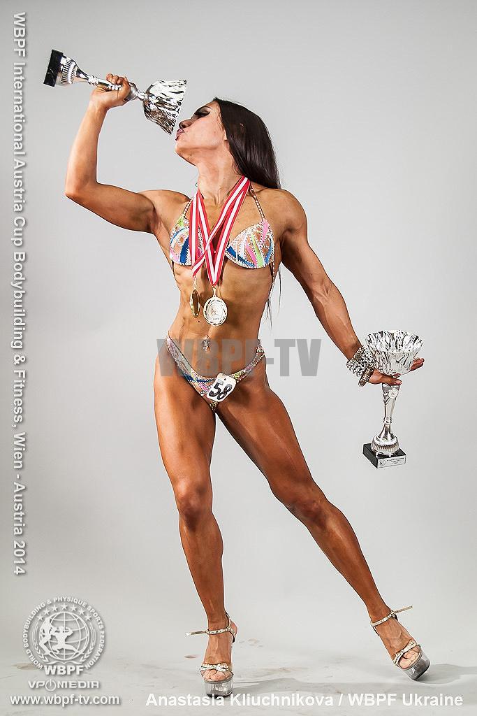Anastasia Kliuchnikova 21