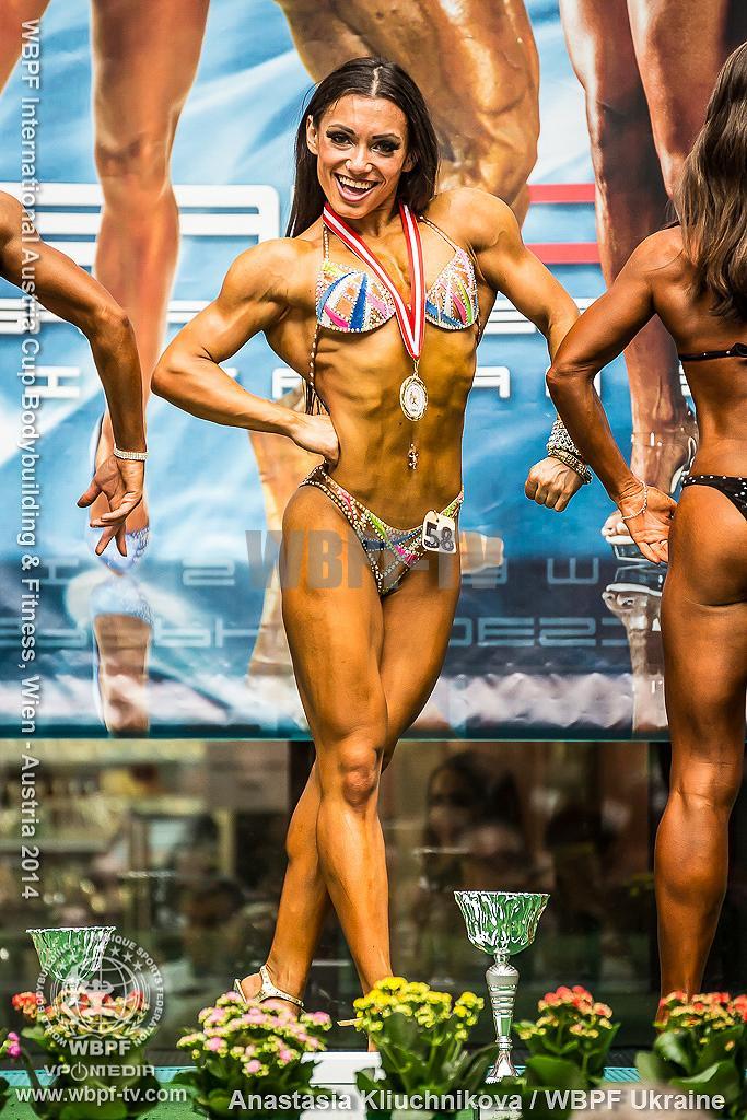 Anastasia Kliuchnikova 22