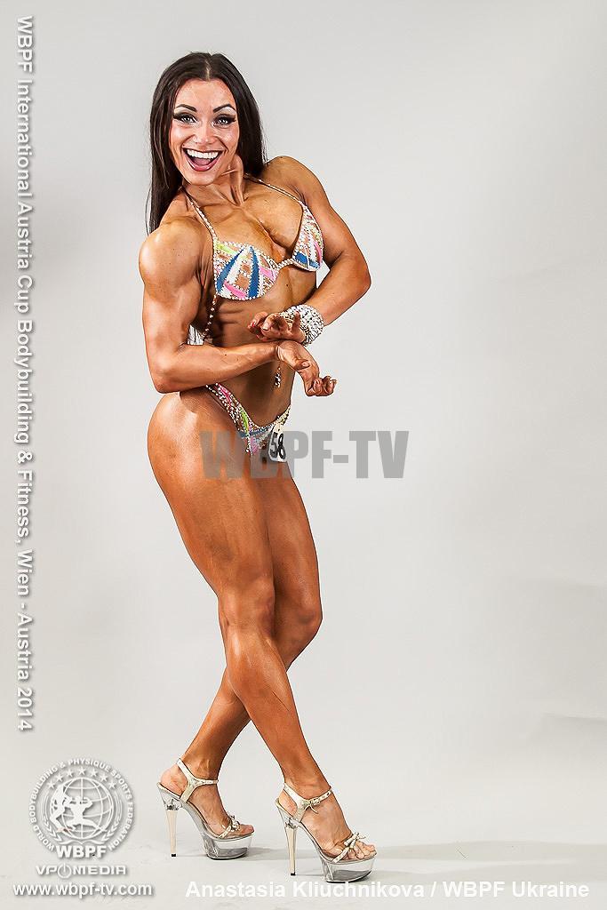 Anastasia Kliuchnikova 3