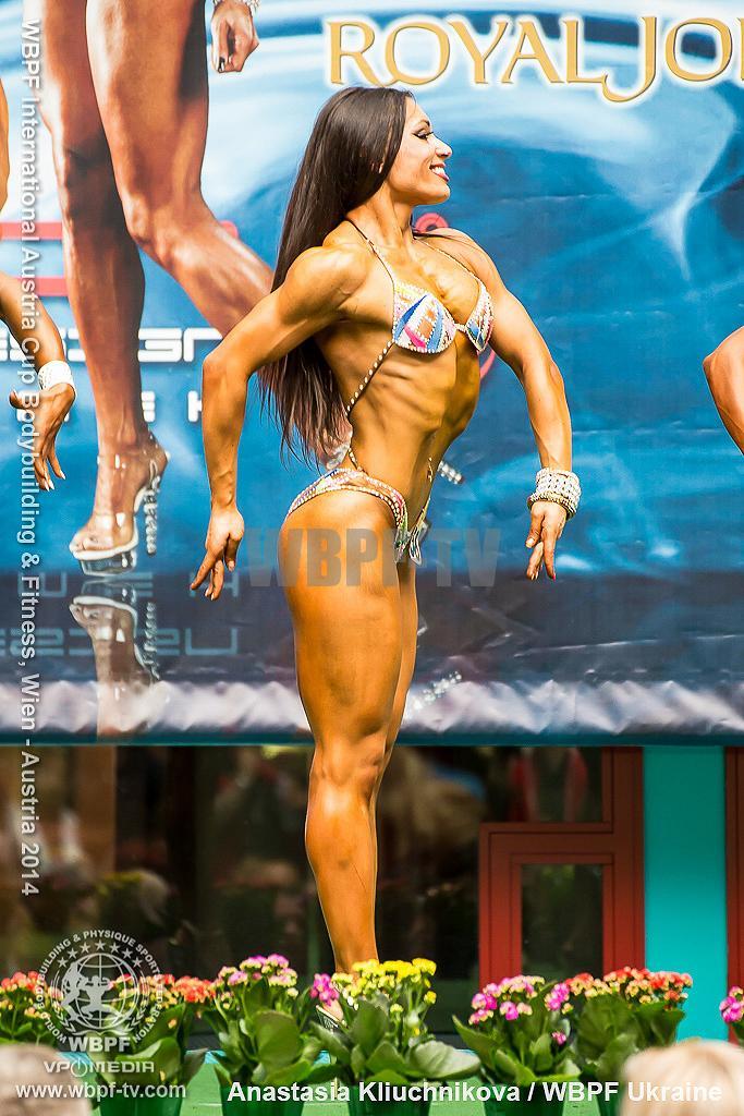 Anastasia Kliuchnikova 4