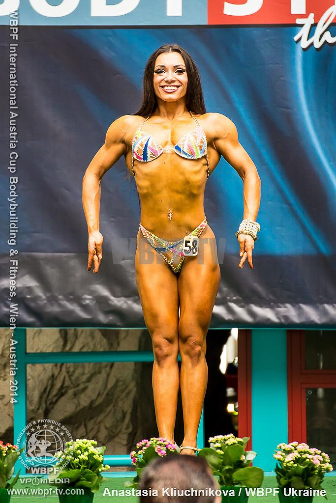 Anastasia Kliuchnikova 5