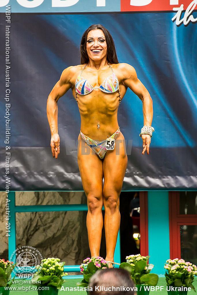 Anastasia Kliuchnikova 6