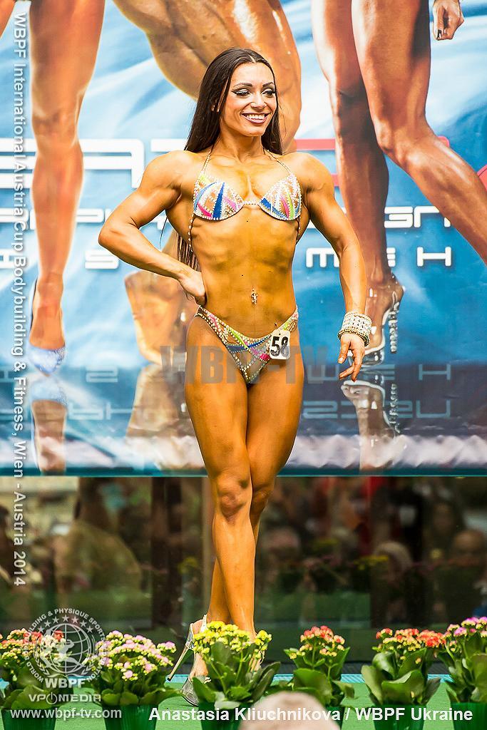 Anastasia Kliuchnikova 7