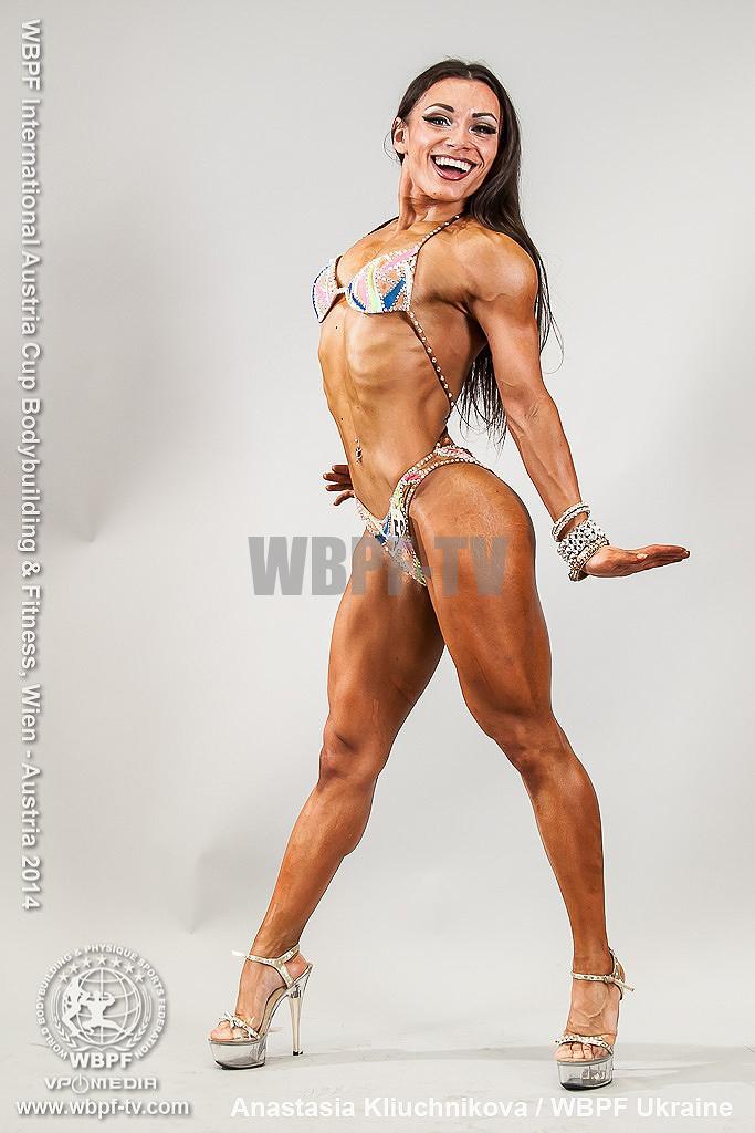 Anastasia Kliuchnikova 9